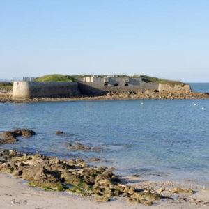 Le Fort de Porh Puns à Gâvres