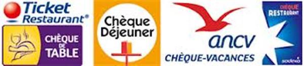 Chèques Vacances - Tickets Restaurant - Crêperie de Gâvres